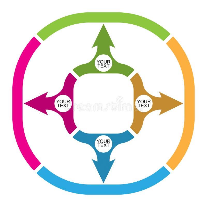 Flowchart element ilustracji