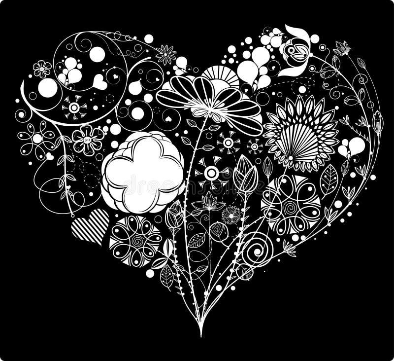 Download Flower stock illustration. Image of background, decoration - 13719497