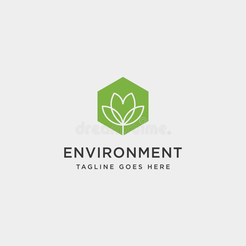 Organic Green Bio Lab Logo Vector Icon: Set Of Environment Agriculture Logo With Gold Color , Icon