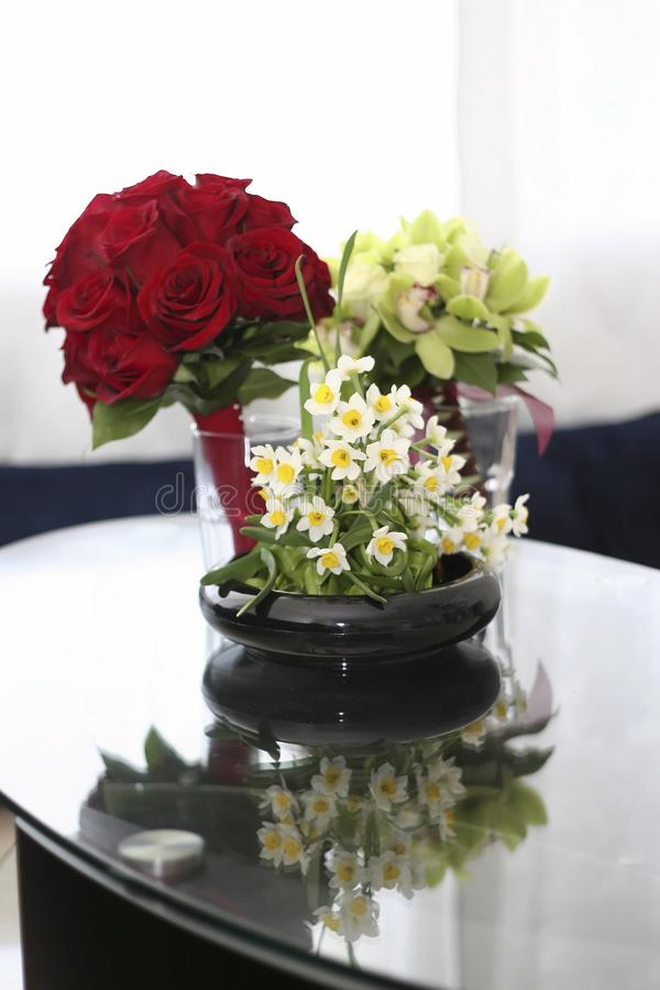 Flower Arrangement royalty free stock photo