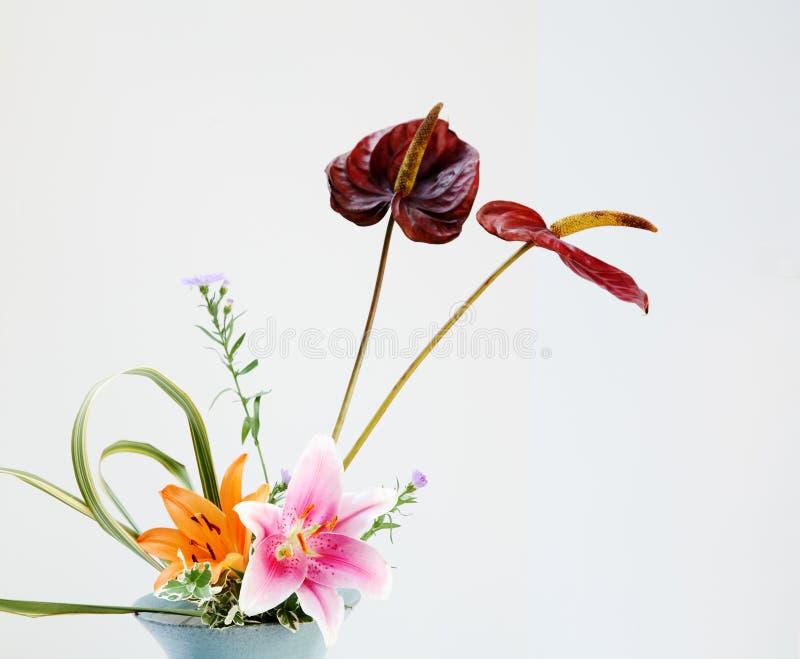 Download Flower Arrangement stock image. Image of ikebana, vase - 3227603