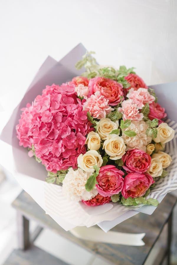Flower arrangement with hydrangea beautiful summer bouquet color download flower arrangement with hydrangea beautiful summer bouquet color light pink the concept mightylinksfo