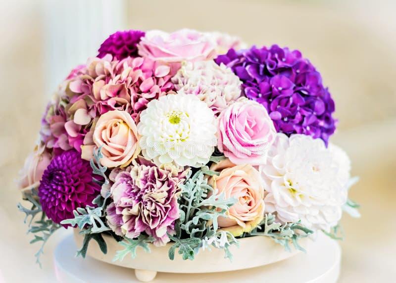 Flower arrangement in white and purple stock photo image of leaf download flower arrangement in white and purple stock photo image of leaf garden mightylinksfo