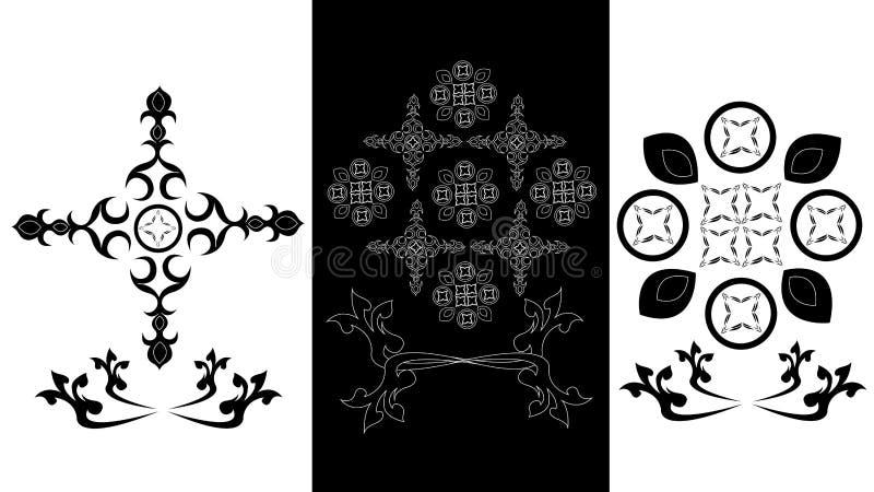 Flower Art Stock Vector