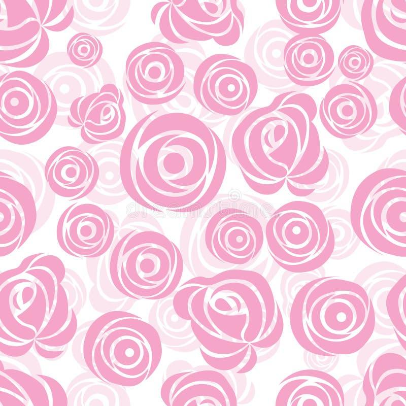Flower background vector illustration