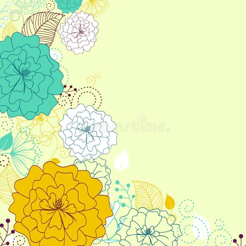 Flower background stock photos