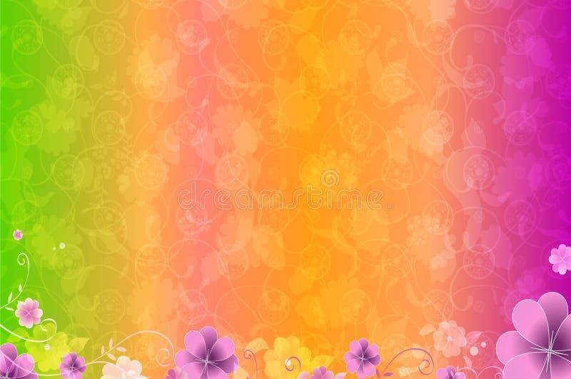 Flower background, element for design, vector vector illustration