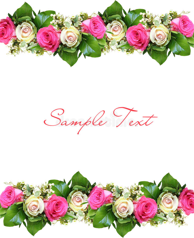 flower background with structure -#main