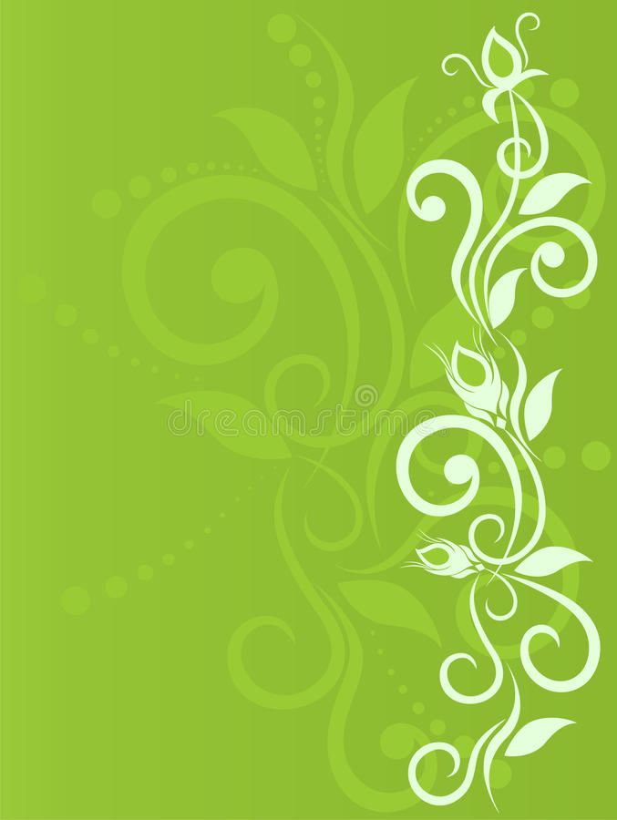 Free Flower Background With Bud, Primrose Stock Photos - 12571303