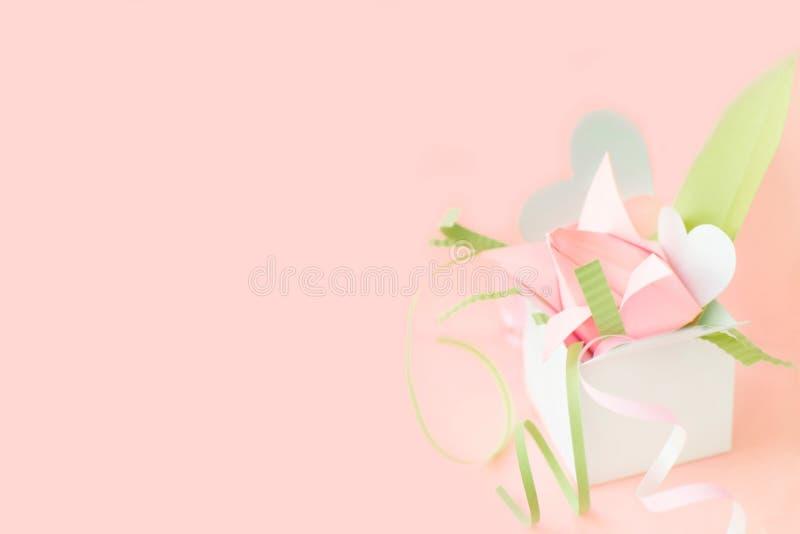 Origami Tulip Flower stockbild. Bild von schön, papier - 36131951   533x800