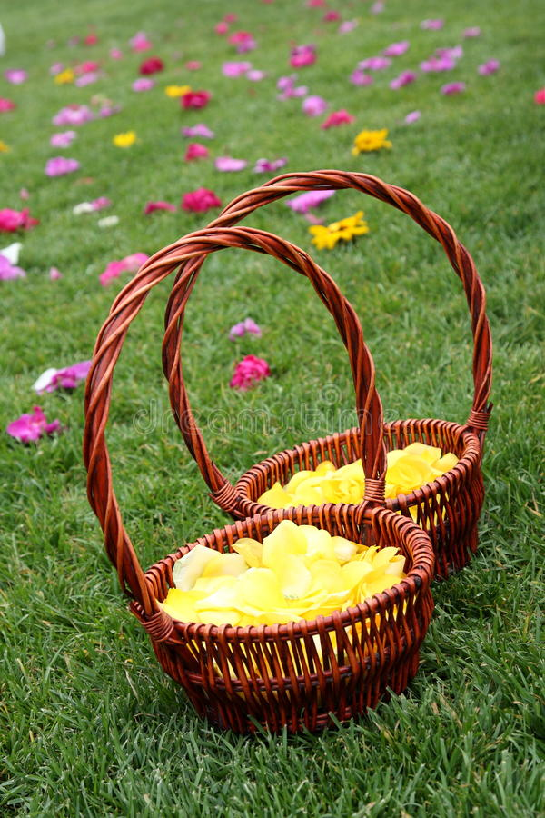 Download Flower basket stock photo. Image of date, ceremony, pure - 12896956