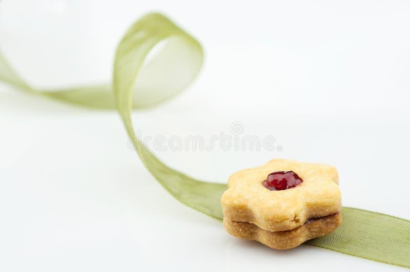 Flower biscuit