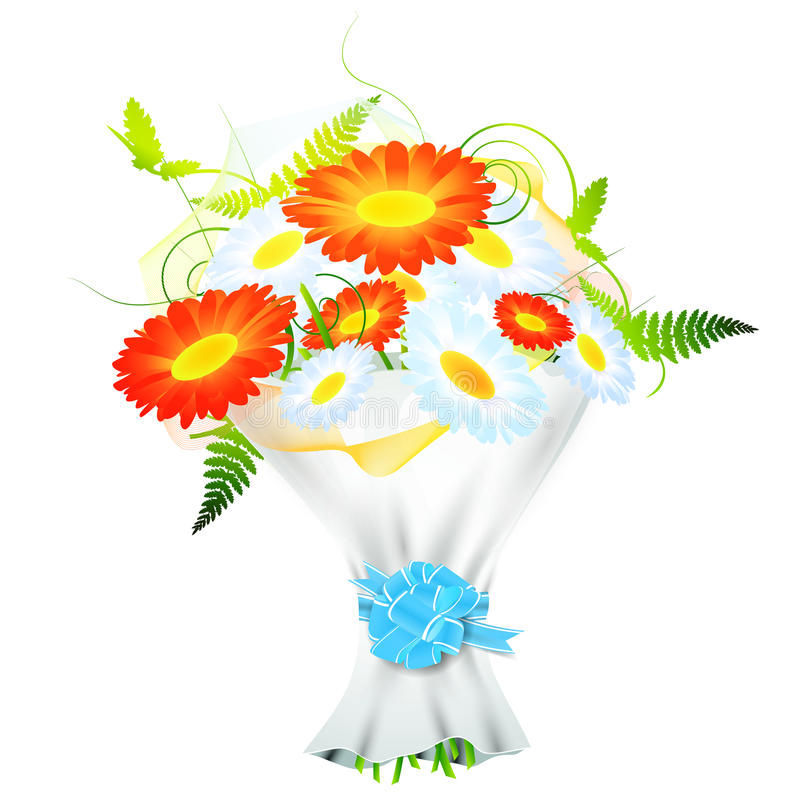Download Flower bouquet stock vector. Illustration of mother, bright - 18875986