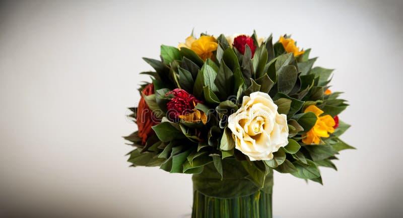 Download Flower bouquet stock image. Image of elegance, leaf, elegant - 26608133
