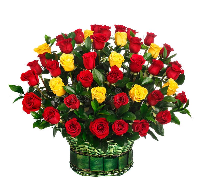 Flower bouquet of red and yellow roses stock photo image of download flower bouquet of red and yellow roses stock photo image of bouquet wedding mightylinksfo