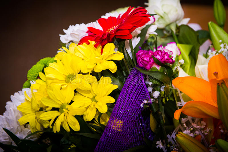 flower bouquet royalty free stock photos