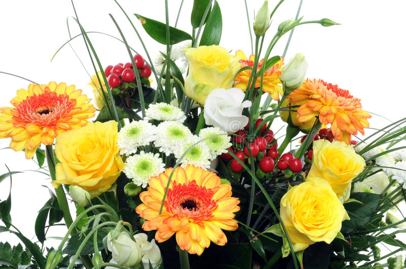 Download Flower bunch stock photo. Image of bunch, isolated, plant - 22304540