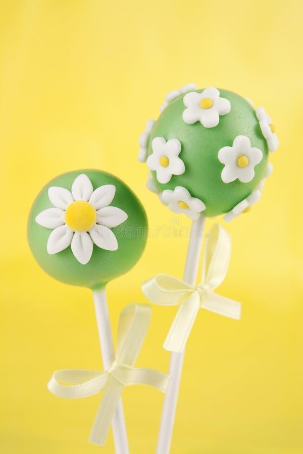 Download Flower cake pops stock photo. Image of lollipop, sweet - 22709728