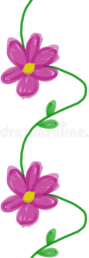 flower chain stock photo image of bloom garden colorful 10050442 rh dreamstime com Daisy Flower Clip Art Grass Clip Art