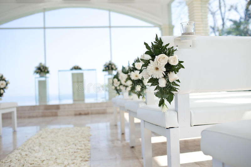 Download Flower In Church Stock Photo - Image: 26503790