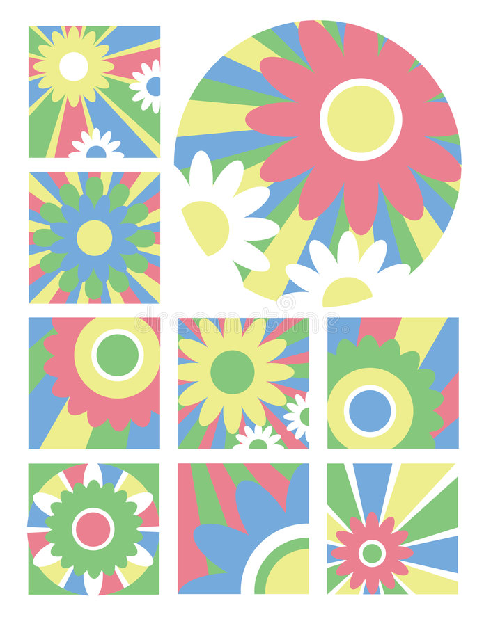 Download Flower Collection_Fresh stock vector. Image of flowery - 2691963