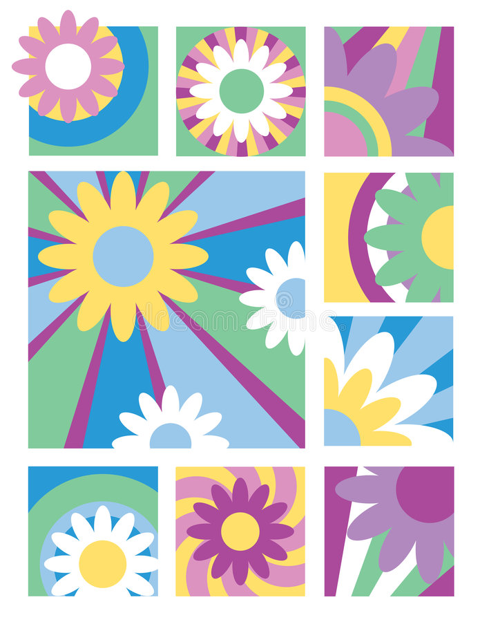 Download Flower Collection_Youthful stock vector. Illustration of logos - 2692014