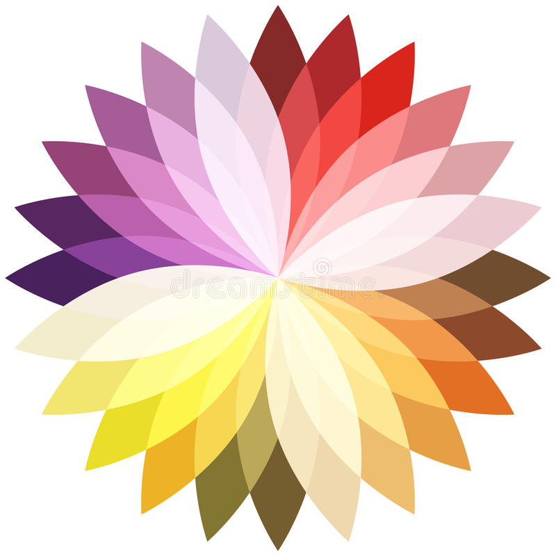 Flower color lotus silhouette for design vector stock vector download flower color lotus silhouette for design vector stock vector illustration of element voltagebd Image collections