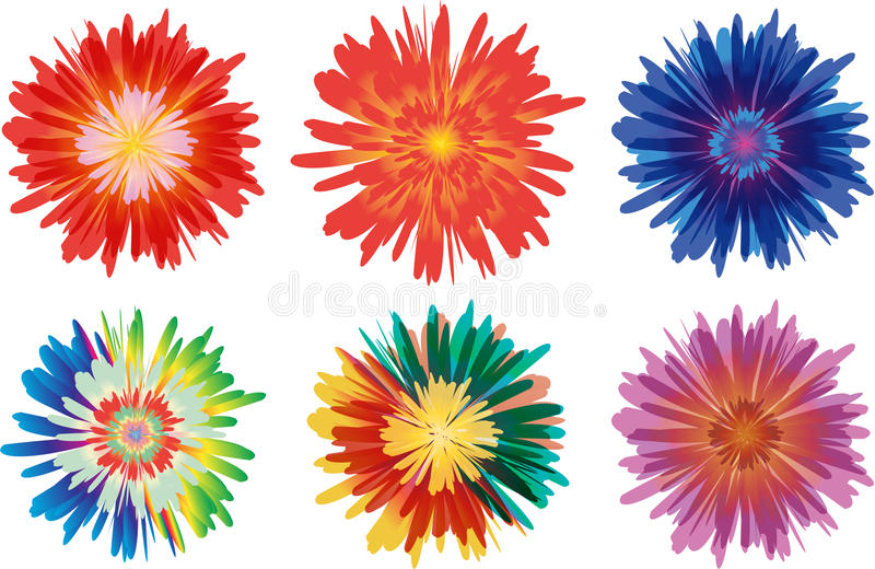 Flower royalty free illustration