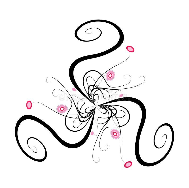 Download Flower decoration stock vector. Image of corner, border - 5119179
