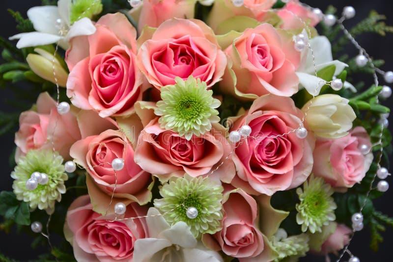 Flower decoration stock photography