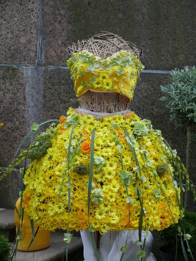 Free Flower Dress Stock Photo - 6095170