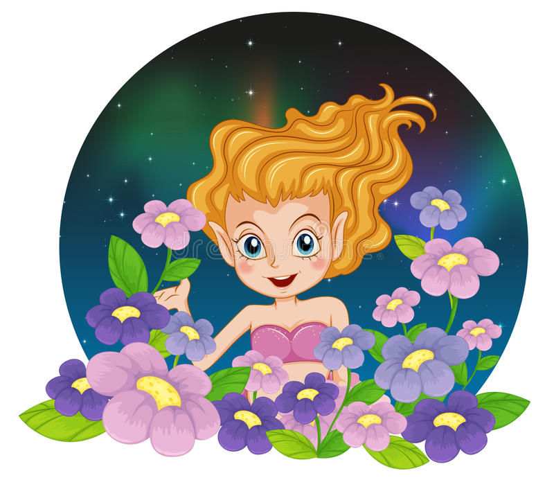Download A Flower Fairy Stock Photography - Image: 32709502
