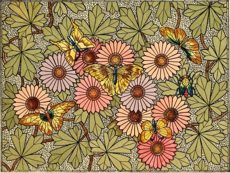 Flower, Flora, Pattern, Design royalty free stock photography