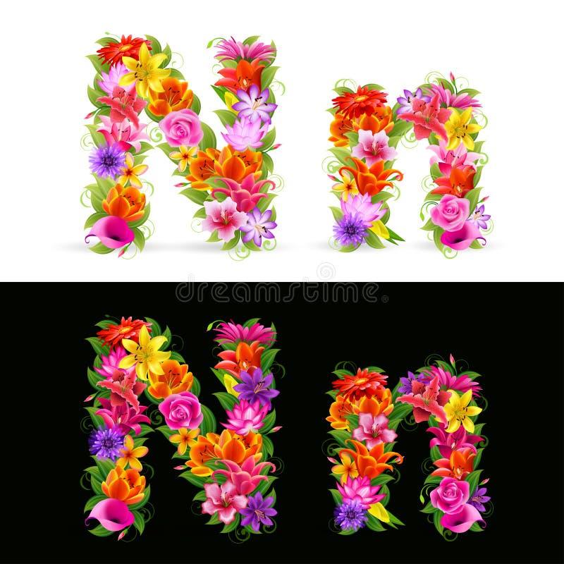 Flower font stock vector illustration of lotus black 18100351 download flower font stock vector illustration of lotus black 18100351 mightylinksfo
