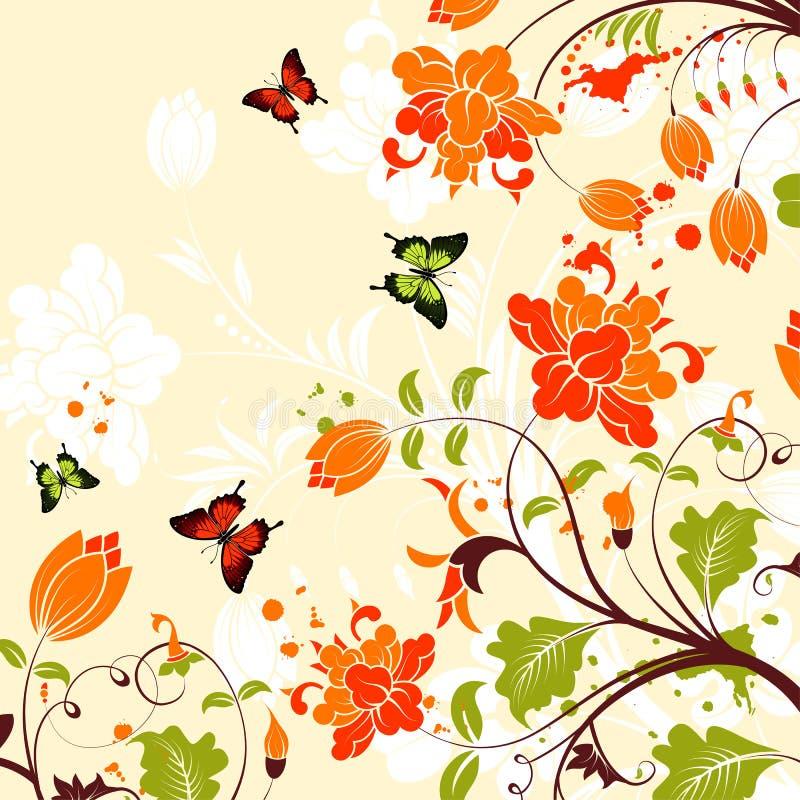 Free Flower Frame Royalty Free Stock Image - 29772176