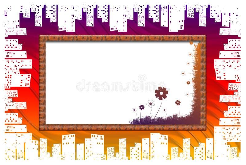 Flower frame,Copy Space