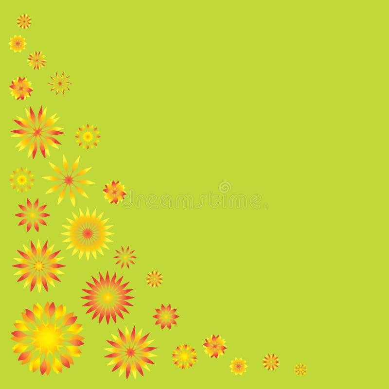 Download Flower frame stock vector. Illustration of postcard, card - 29760944