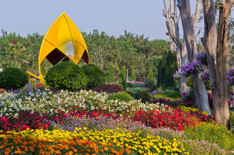 Download Flower Garden Stock Photography - Image: 28802342