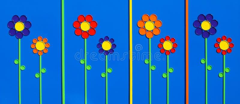 Download Flower Lids stock illustration. Image of color, decorative - 33245577