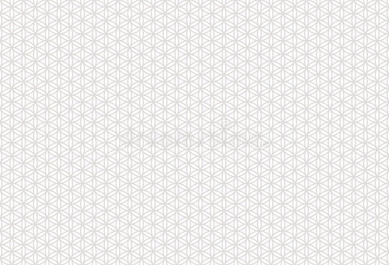 Flower of life background vector illustration