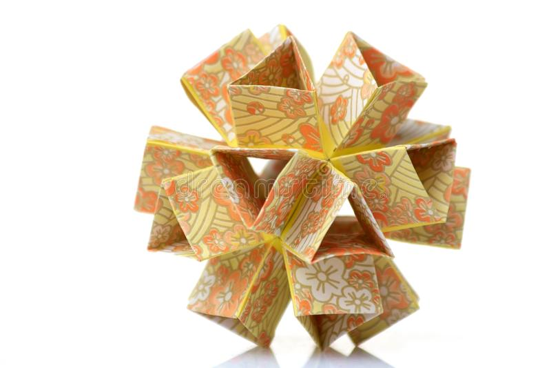Download Flower Modular Origami Stock Photo Image Of Figure