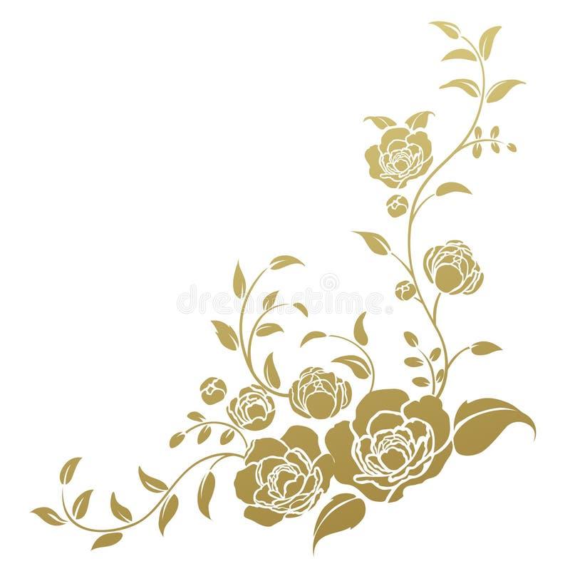 Flower pattern vector illustration