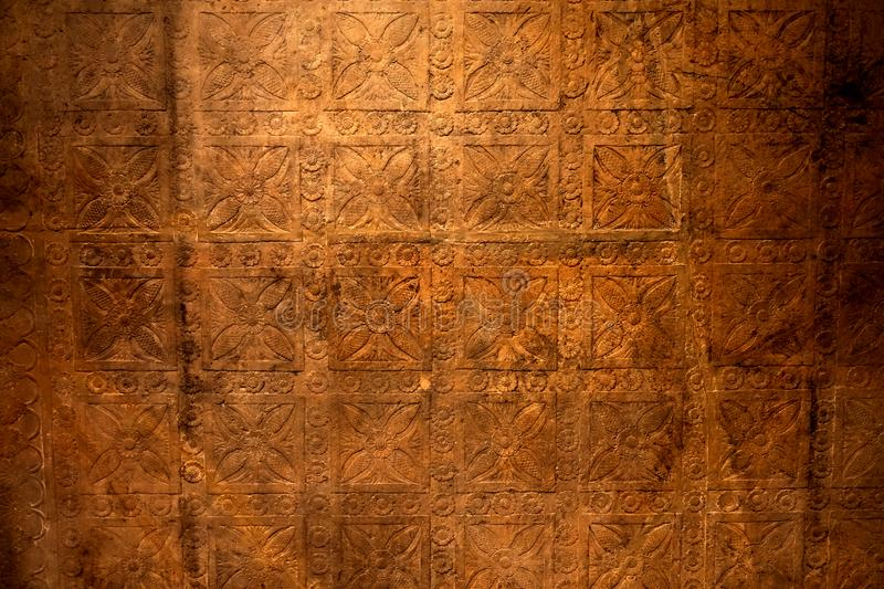 Ancient Pattern royalty free stock image