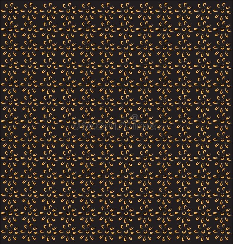 Free Flower Pattern Design For Fabrics . Arabic Design . UAE, KSA, JORDAN , OMAN Stock Photos - 188546813