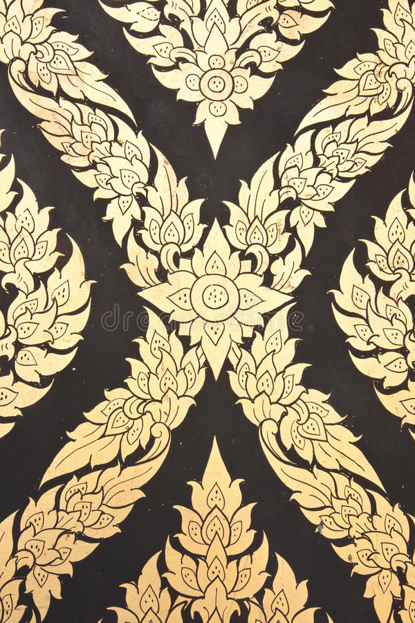 Download Flower Pattern In Traditional Stock Image - Image of bright, pattern: 21579871
