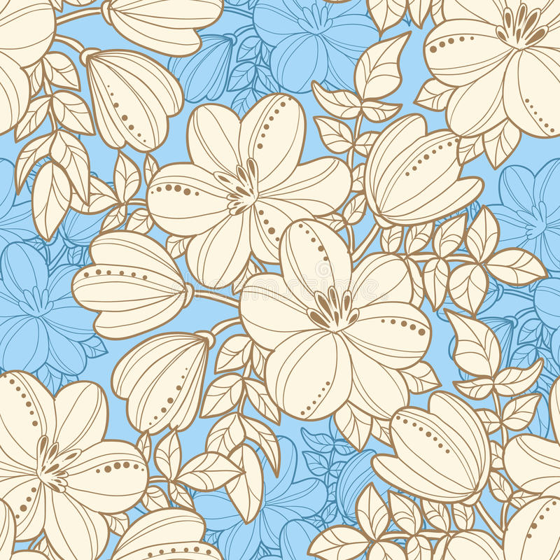 Download Flower pattern stock photo. Image of effect, abstract - 34324324