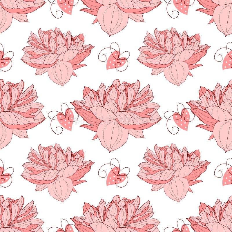 Flower Pattern Stock Image