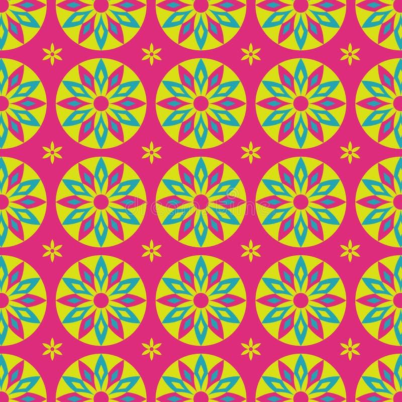 Flower petals pattern stock photography