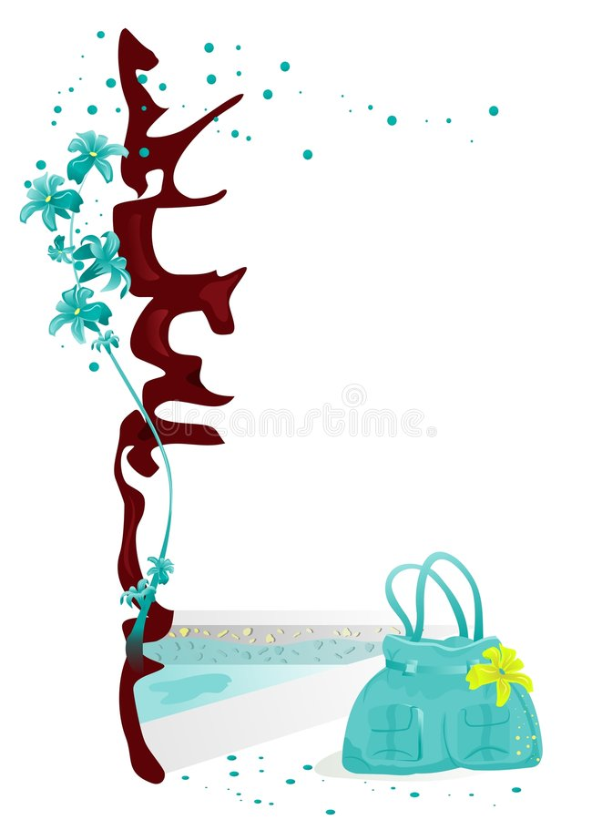 Download Flower at pool stock vector. Illustration of backgrounds - 8748972