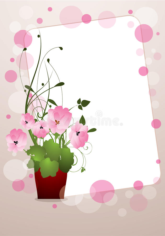 Download Flower In Pot Stock Photography - Image: 14720692